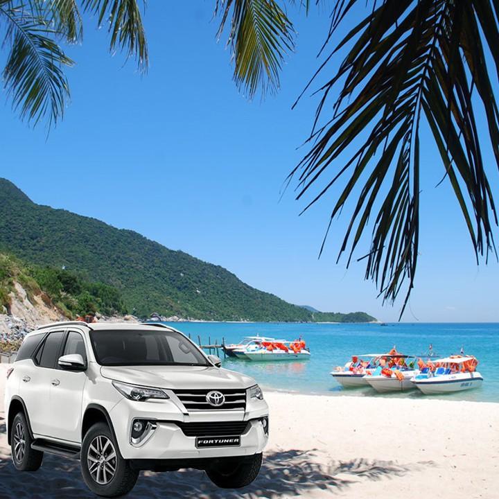 [Voucher] Thuê xe ô tô 7 chỗ chặng Đà Nẵng - Cù Lao Chàm