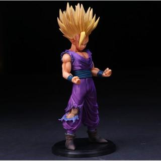 Mô hình Songohan hóa Siêu xayda trong Dragon Ball