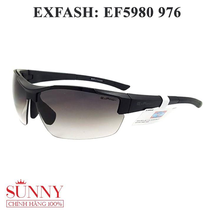 ✆۞❈Kính mát thể thao Exfash EF5980 – sp chính hãng và bảo hành vĩnh viễn