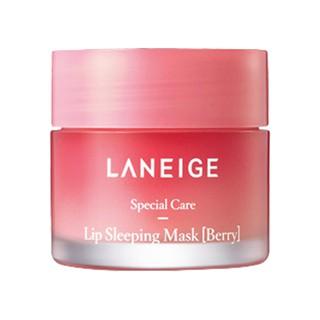 [ HOT SALES DATE 2023 MỚI NHẤT ) Mặt Nạ Ngủ Môi Laneige Lip Sleeping Mask Berry 20g thumbnail