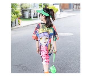 Đầm thời trang mẫu mới mùa hè cho Bé gái (12-60kg) 299k giảm còn 199k