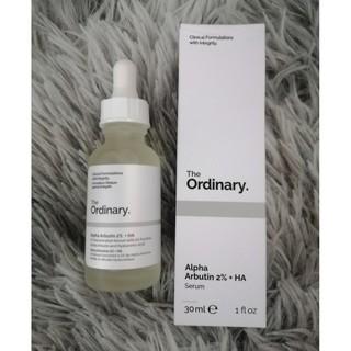 Serum dưỡng trắng da Alpha Arbutin 2% The ordinary
