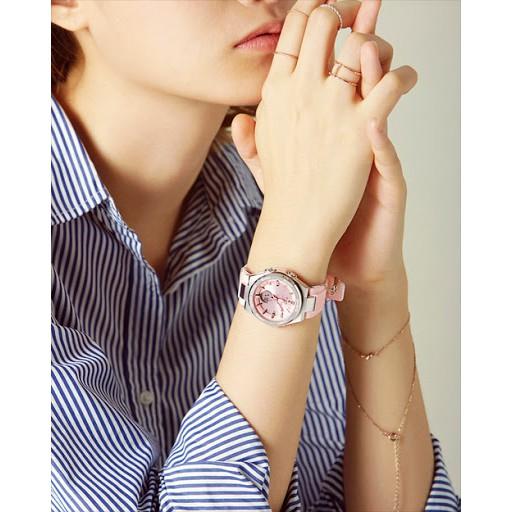 Đồng Hồ Casio Nữ Dây Nhựa BABY-G MSG-S200-4 Chính Hãng