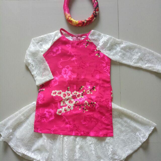 áo dài cách tân cho bé gái