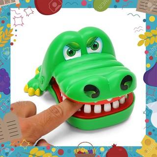 [CỰC ĐẸP] Đồ chơi khám răng cá sấu vui nhộn