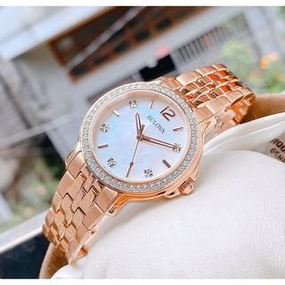 Đồng hồ nữ cao cấp BULOVA 98L243 thumbnail