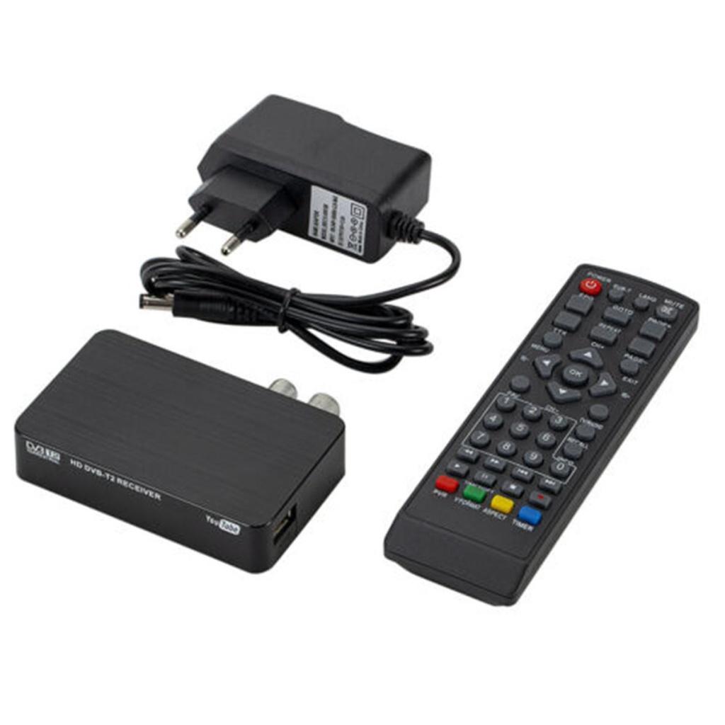 Thiết Bị Thu Phát Video K2 Stb Mpeg4 Dvb-T2 Độ Phân Giải Cao 1080p