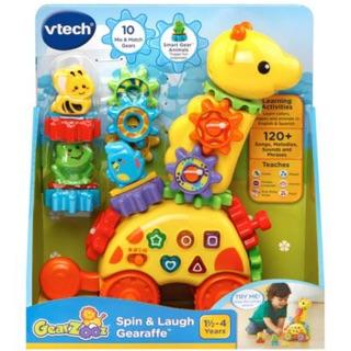 Đồ chơi VTech GearZooz Spin & Laugh Gearaffe
