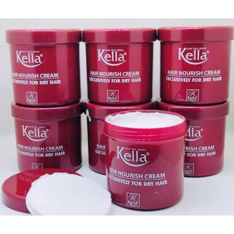 ✅<SIÊU MƯỢT>Dầu hấp tóc Kella kem ủ tóc Kella 500ml CHÍNH HÃNG