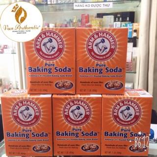 Bột baking soda đa công dụng 454g date 6.2021