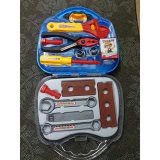 (Siêu rẻ) Bộ 13 món dụng cụ sửa chữa có hộp đựng siêu đẹp