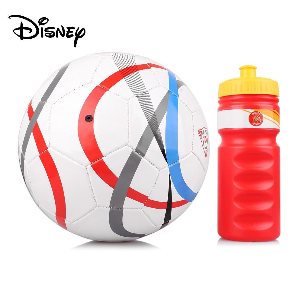 Disney Original Once 011CE Toy Soccer Ball For Children W/1 PC Bottle