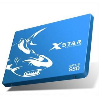Ổ cứng SSD XSTAR 128GB SATA3 Drive 2.5 - Bản Nhôm ( Chất lượng cao ) -Bảo hành chính hãng 36 tháng