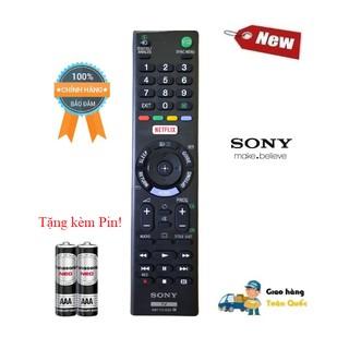Remote Điều khiển TV Sony TX-102D - Hàng chính hãng theo máy Fullbox mới 100% các dòng  TV Sony LED/LCD Smart TV