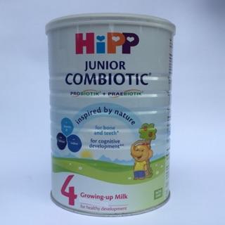 Sữa Hipp 4 800g MUA 1 TẶNG 1 (Thu nắp)