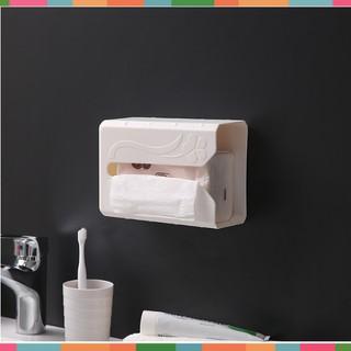 [TIỆN LỢI] Hộp đựng giấy treo tường