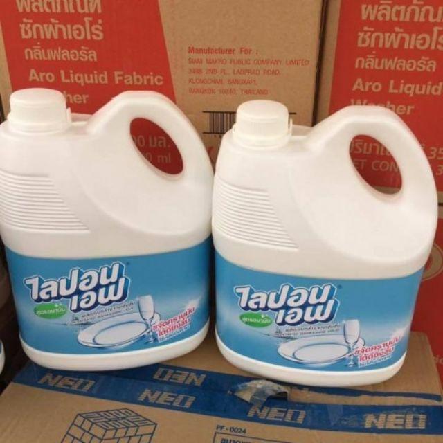 Nước rửa chén bát Thái Lan 3600ml