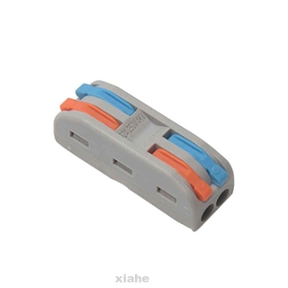 10pcs Reusable Multifunction Quick Universal Press Type Wire Connector