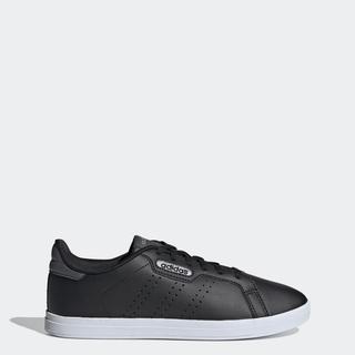 Giày Quần Vợt adidas Courtpoint CL X Nữ Màu đen FW7384 thumbnail