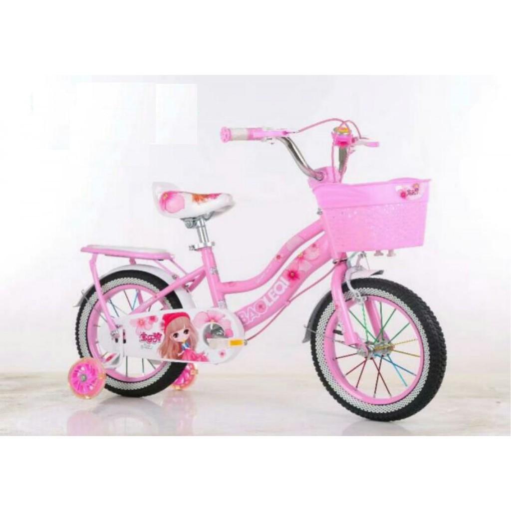 Xe đạp trẻ em nữ 26D - dành cho bé từ 2-8 tuổi - Kho bán sỉ hồ chí minh ( HCM )