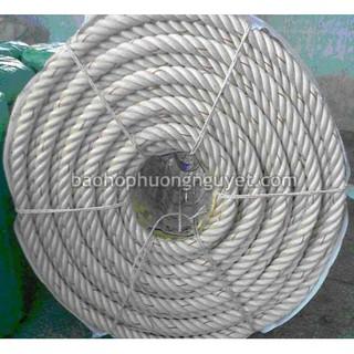 [Xả hàng] 10m Dây thừng vận chuyển, dây làm xích đu đường kính 10mm 2