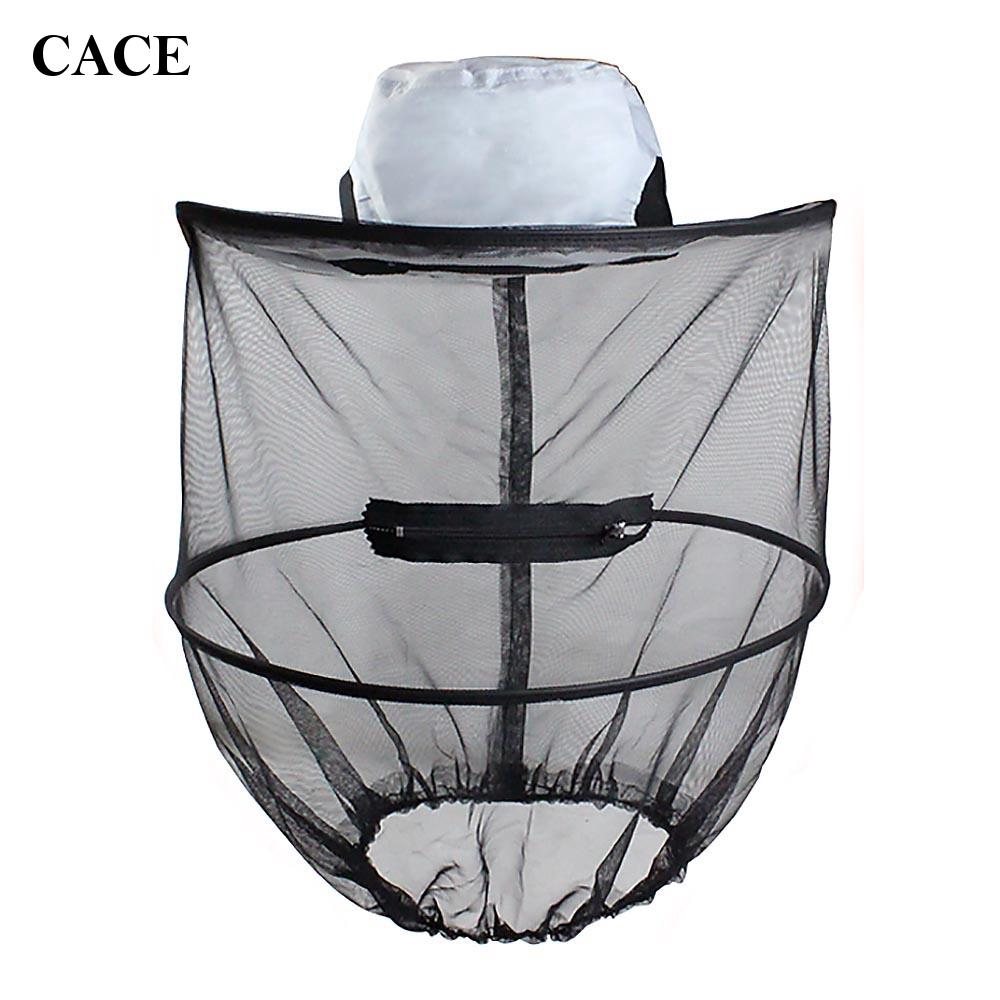 Fishing Hat With Head Net Outdoor for Outdoor Activities Fishing mask Vogue