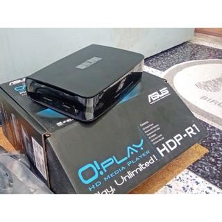 Đầu phát HD Asus O!Play HDP-R1 chơi phim HD và nhạc lossless