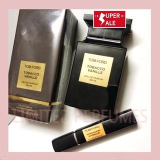 Nước hoa dùng thử Tomford Tobacco Vanille Test 10ml 20ml Spray Chuẩn authentic [LimitedPerfume] thumbnail
