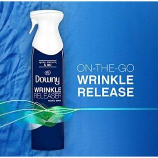 Xịt thẳng & làm thơm quần áo DOWNY Anty Wrinkle Releaser – Hàng Mỹ.