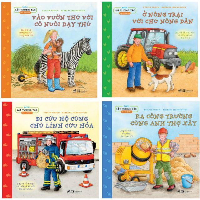 Sách - Sách lật tương tác ( Bộ 4 cuốn, cho bé từ 2 tuổi ) - 3331468 , 1038906854 , 322_1038906854 , 240000 , Sach-Sach-lat-tuong-tac-Bo-4-cuon-cho-be-tu-2-tuoi--322_1038906854 , shopee.vn , Sách - Sách lật tương tác ( Bộ 4 cuốn, cho bé từ 2 tuổi )