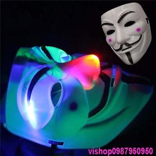 MẶT NẠ HÓA TRANG HACKER anonymous đủ màu cao cấp hàng chính hãng mã sp SV6116 P(M(19)