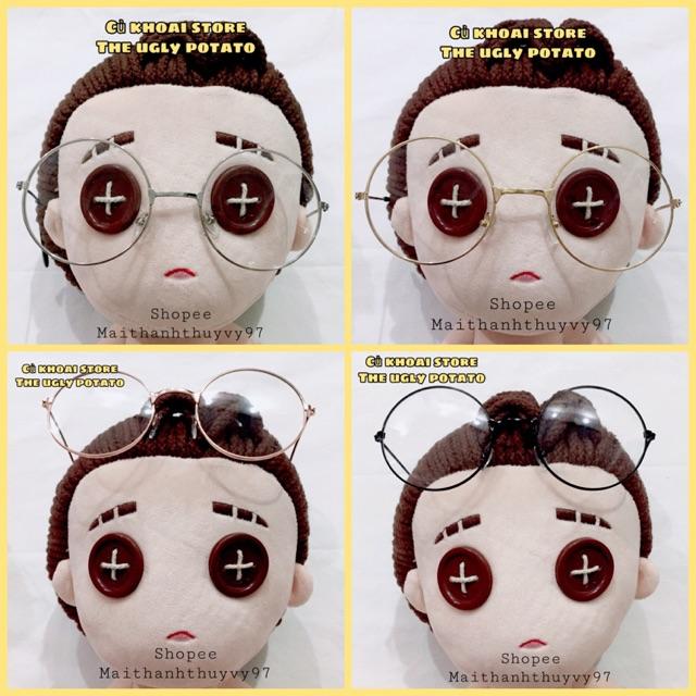 [Identity V] Kính mắt Nobita gọng tròn