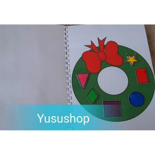 Yusushop – SET HỌC LIỆU VỀ TÌM HÌNH HỌC
