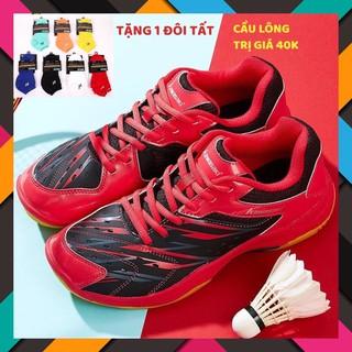 [Chính hãng] Giày cầu lông Kawasaki Flamingo Đỏ chính hãng bền, rẻ, bảo hành 2 tháng, đổi mới trong 15 ngày