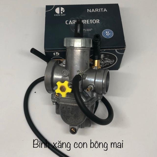 Bình xăng con bông mai công nghệ Đài Loan
