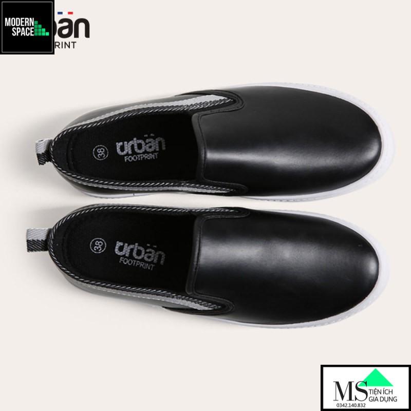 (GIÀY NỮ) Giày Slip-on Nữ Da Thật Cao cấp Urban UL1712 (VNXK) [CHÍNH HÃNG]