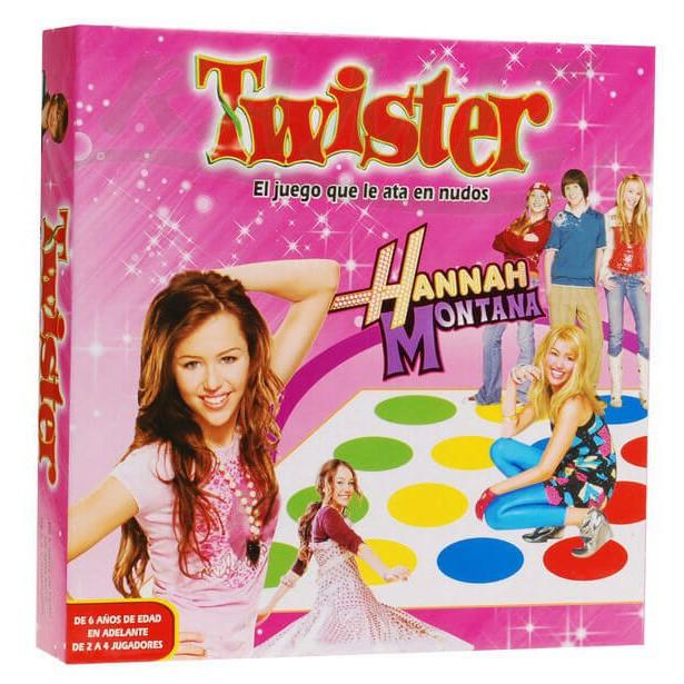 Trò Chơi Boardgame Twister Body Chất Lượng Cao