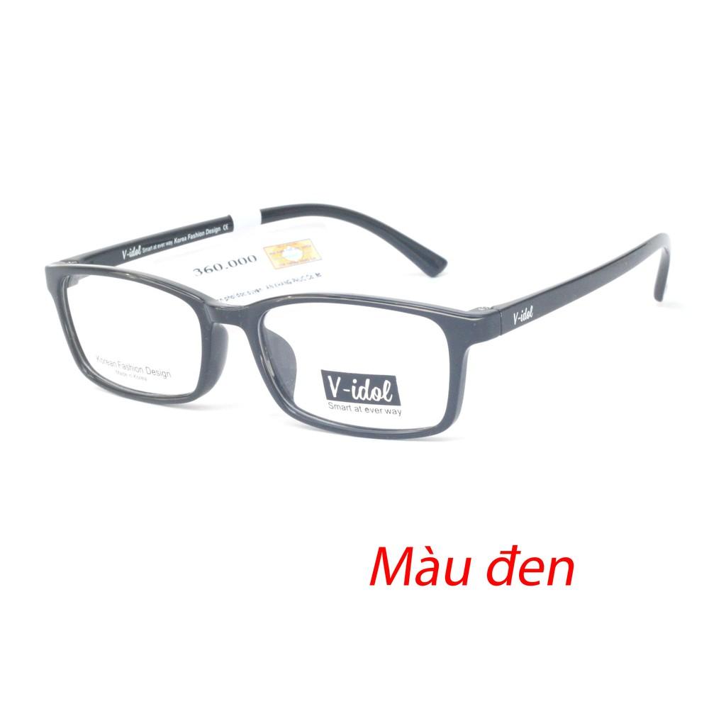 Bộ sưu tập mắt kính Vidol đa màu sắc