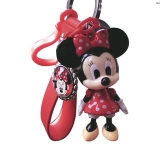 Áo Thun Ngắn Tay In Hình Chuột Mickey Đáng Yêu Cho Nữ