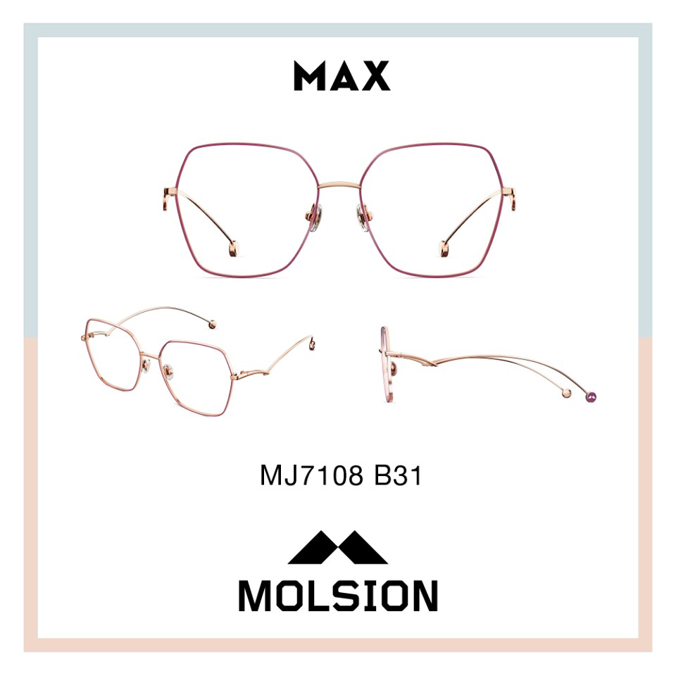 GỌNG KÍNH MOLSION MJ7108