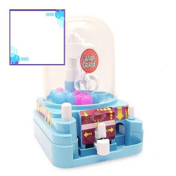 [Mã TOYOCT hoàn 20K xu đơn 50K] Bộ đồ chơi gắp bóng candy crane -daothikieuhao