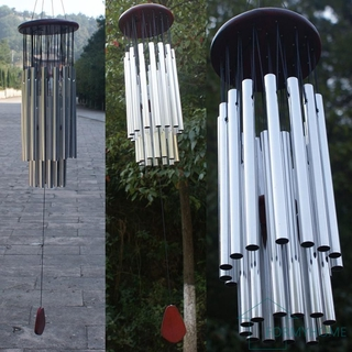 Outdoor Wind Chimes Living Yard Garden Tubes Bells Hanging Ornaments Gift