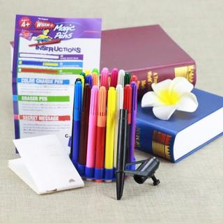 [Tmark Việt Nam]Hộp bút màu thần kỳ đổi màu cho bé