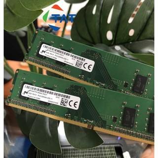 Ram PC Micron 4GB DDR4 3200MHz 1.2V PC4-3200 Udimm Chính Hãng Mới Bảo Hành 36 Tháng 1 Đổi 1 thumbnail