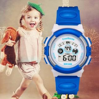 Đồng hồ cho bé Decoshop68 W04-XT