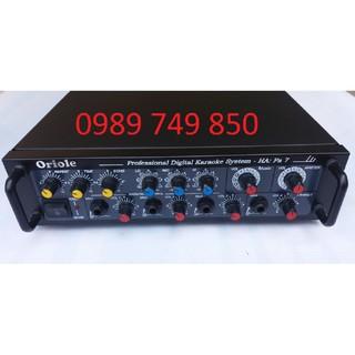 Ampli karaoke mini Oriole 220V