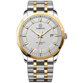 [Mã FARSBR153 giảm 15% đơn 150K] Đồng hồ nam chính hãng Lobinni No.9005-2