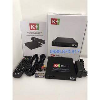 Bộ Chảo K+ HD MIỄN PHÍ kèm 12 tháng gói (Premium)