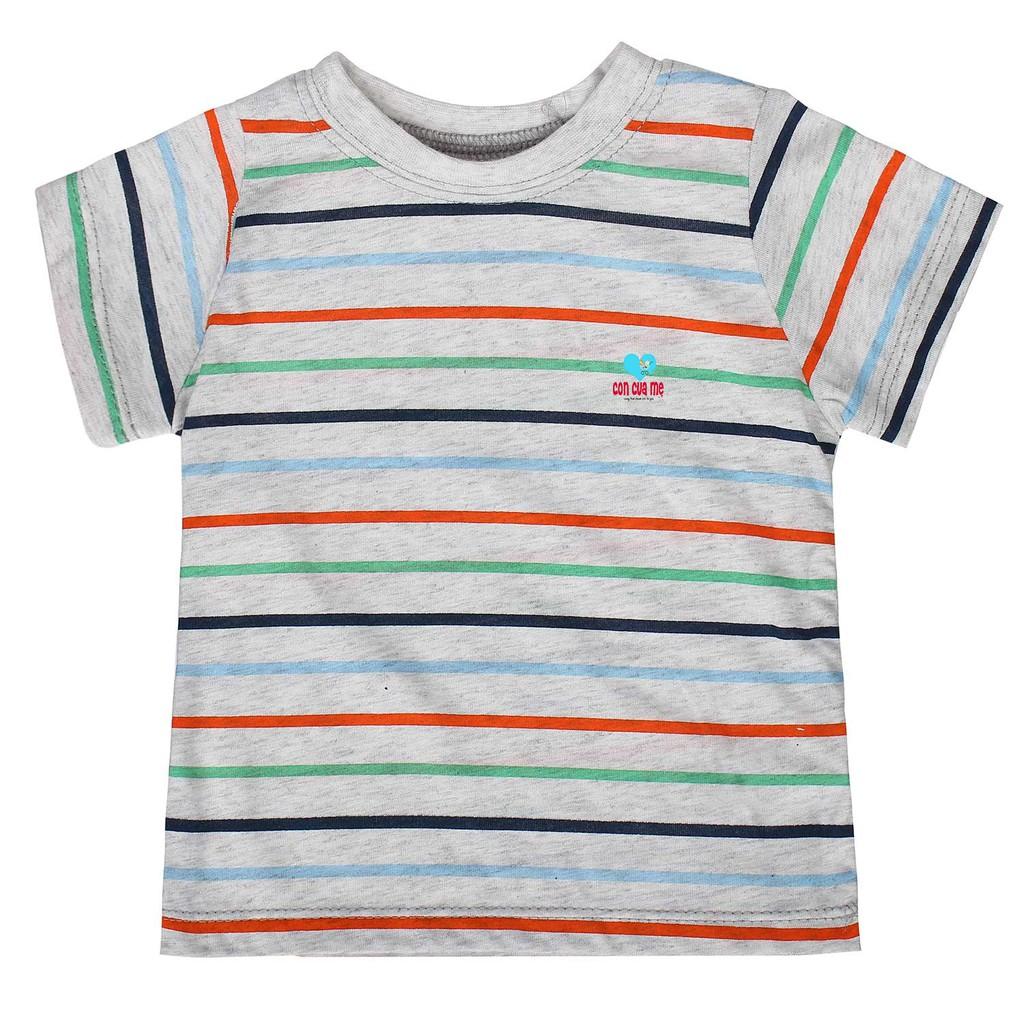 Bộ yếm Jean kèm áo phông cộc tay Carter's sz 3-24m