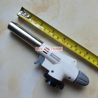Khò ga mini đánh lửa tự động hãng TONGDIAN - Khò ga công ty an toàn tuyệt đối thumbnail